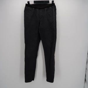 Chico's Platinum Elastic Waist Slim Ankle Pants